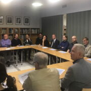FinChamber Board Meeting, 2018-11-14